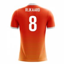 2018-19 Holland Airo Concept Home Shirt (Rijkaard 8)