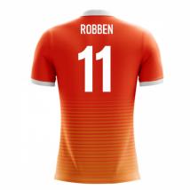 2018-19 Holland Airo Concept Home Shirt (Robben 11)