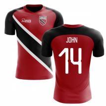 2018-2019 Trinidad And Tobago Home Concept Football Shirt (JOHN 14)
