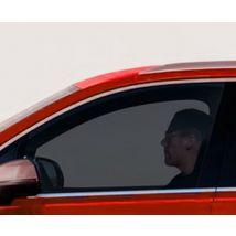 Kit film solaire sur mesure pour Nissan Primera - Renfort fumé clair