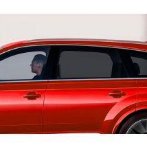 Kit film solaire sur mesure pour Peugeot 107