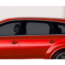 Kit film solaire sur mesure pour Nissan Vanette