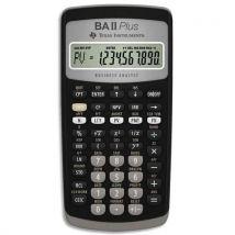 Calculatrice financière Texas Instrument Texas Ba-II-Plus - 10 chiffres - memoire 10mo - comptabilité gestion