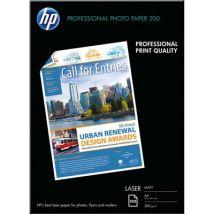 Papier photo professionnel HP Q6550A - laser - mat - 120g - A4 - pack de 100