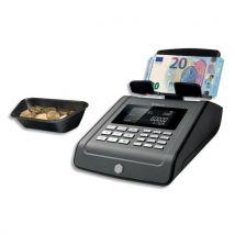 Compteuse balance Safescan 6185 - pièces et billets - noire