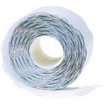 Rouleau de 1000 étiquettes enlevables 26 x 16mm pour pinces à étiquetter 151992-101419 - pack 6