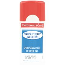 Spray au Mercurochrome - incolore - 100ml