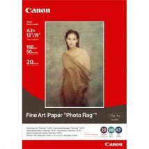Papier photographique mat Canon MP 101 - A4 - 50 feuilles