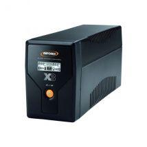 Onduleur line interactive X3 EX LCD USB - 650 VA - 2 prises