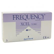 Frequency Xcel Toric XR (3 lenses)