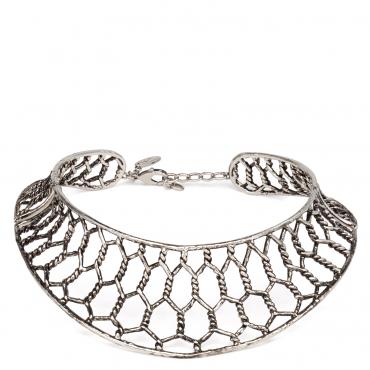 Giuseppe Zanotti LAUREN Womens Necklaces Silver