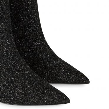 Giuseppe Zanotti MIREA Womens Boots Black