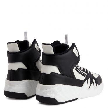 Giuseppe Zanotti TALON Mens Mid top sneakers White