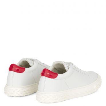 Giuseppe Zanotti BLABBER Womens Low top sneakers White